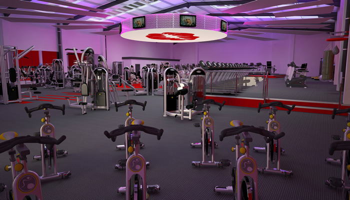 Swindon Gyms No Contract Gym Zen